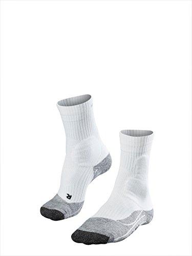 FALKE Herren Socken TE2, white-mix, 39-41, 16833