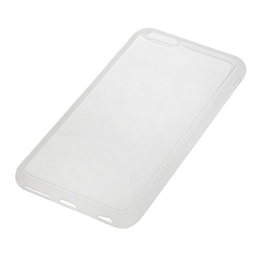 Magique Collant Anti-gravité Coque Housse Etui de Protection Couverture Case Silicone Pour iPhone 6 / 6s - Clair Clair