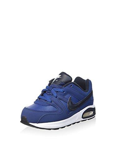 Nike - Air Max Command Flex Ltr Td, Sneaker Unisex – Bambini Blu