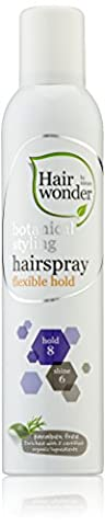 Hairwonder by Nature Botanical Styling Hairspray Flexible Hold
