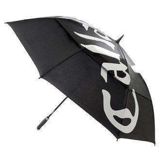 Callaway Automatic Parapluie avec double auvent Maille 173 cm (Noir)