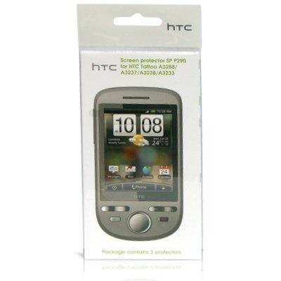 HTC SP P290 Screen Protector | HTC Tattoo | 2 Stk Htc Tattoo