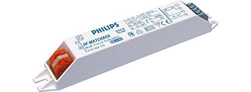 Weiße Miniatur-leuchtstofflampe (Philips elektronisches Vorschaltgerät EVG Matchbox BLUE 1x 28 Watt TL5 28W)