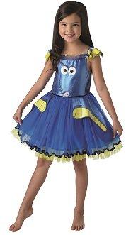 Nemo Dory Kostüme Und (Rubies 3620674 - Dory Tutu Dress Deluxe - Child, Verkleiden und Kostüme,)