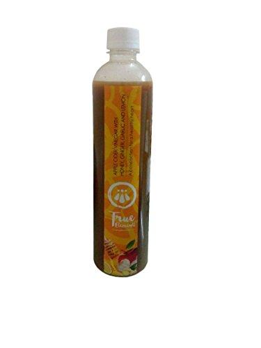 True Elements Apple Cider Vinegar Garlic,Ginger,Lemon and Honey, 500 ml