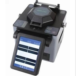 Price comparison product image GOWE Optical Fiber Fusion Splicer Kit w/ Fiber Cleaver