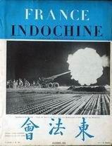 FRANCE INDOCHINE N° 101 du 01-10-1953 NORD-VIETNAM - TIR DE NUIT