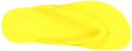 Boombuz Lilli basic naked 110-1-002, Infradito donna Giallo (Gelb (yellow))