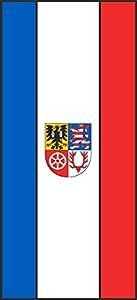 magFlags Flagge: XL Unstrut-Hainich-Kreis   Hochformat Fahne   2.16m²   120x180cm » Fahne 100% Made in Germany