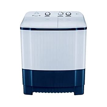 LG 6.2 kg Semi-Automatic Top Loading Washing Machine (P7258N1FA, Dark Blue)