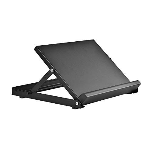 S SMAUTOP Slant Board Wadenstrecker Incline Stretching Board Stretch Wedge Achilles Plantarfasziitis Waden Muskelübung (schwarz) (Stretching-board)