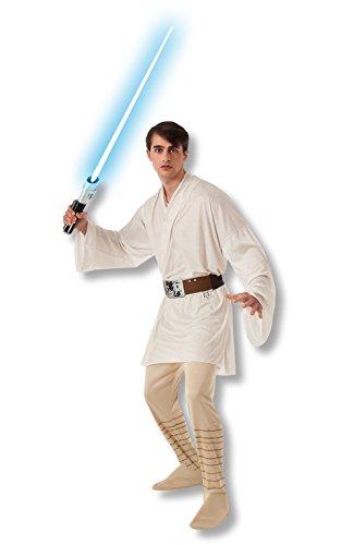 Rubie's 888737XL Star Wars Kostüm, Herren, - Star Wars Luke Skywalker Kostüm