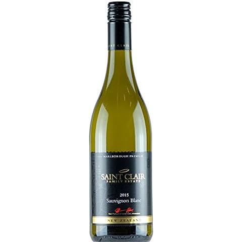 Saint Clair Marlborough Premium Sauvignon Blanc 2015
