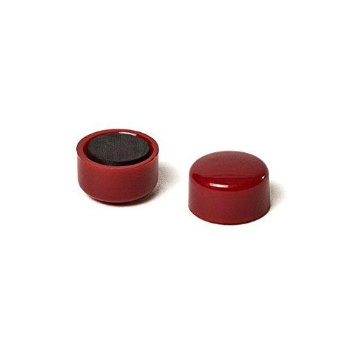mts-magnete-juego-de-20-imanes-para-pizarra-magntica-11x7-mm-y35-color-rojo