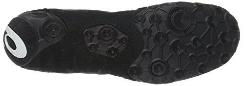 Asics Unisexe-Adulte Dan Gable Evo Chaussures Black/White/Carbon
