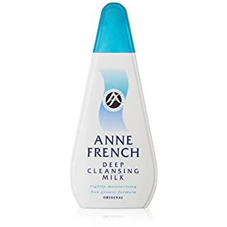 Anne French Deep Cleansing Milk Original 200 ml - Pack of 3