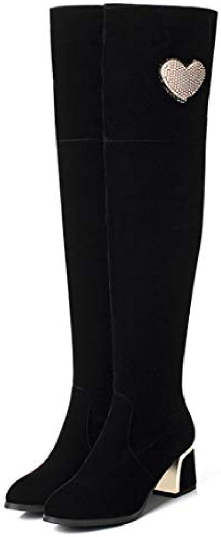 sandalette dede américaine et européenne, bottes de de de bottes pour dames et b07h7l4bb9 parent 2126fe