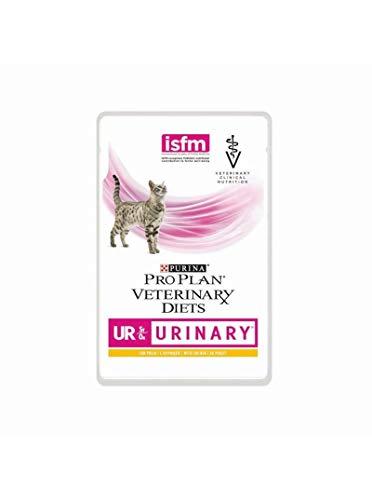 Purina veterinary diet gatto UR URINARY al SALMONE 1 bustina da 85 gr