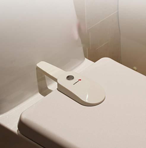 Honana BL-979 WC-Schloss Baby-Sicherheits-Sicherheits-Baby-Kabinett-Schloss Kabinett-Schlösser & Gurte-WC