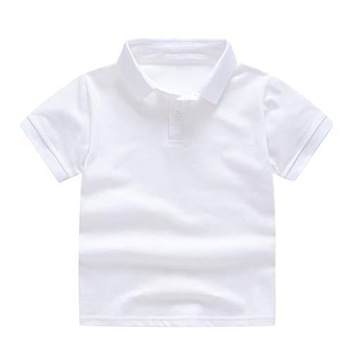 Robe de Filles,Toddler Enfants BéBé Filles GarçOns Court Classique T-Shirt Unicolore Tee Tops VêTementsAnime Lapin Floral Princesse Robe DaySing