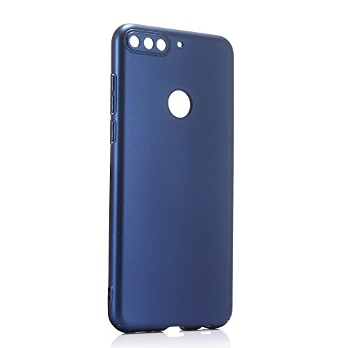 WindTeco Huawei Honor 7C Hülle, Huawei Y7 Prime 2018 Hülle, Ultra Dünn Schutzhülle Tasche PC Handyhülle Hard Case Bumper Cover für Huawei Honor 7C / Huawei Y7 Prime 2018