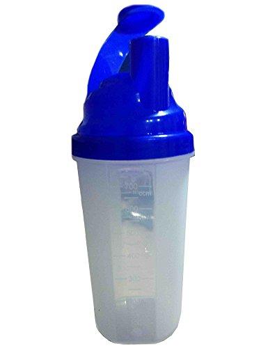 Valentine Besonderes Geschenk für Ihre LiebstenPlastic gym Water Bottle / Protein-Shaker-Flaschen / blaue Farbe / Wasserflasche 850ml, Wide Mouth Gym Shaker Bottle (Mischung Camo)
