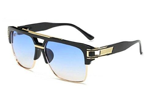 (Celeste) Sonnenbrillen Männer Frauen Unisex polarisierte UV400 Modell James Lebron