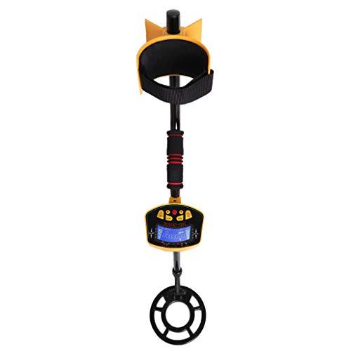 ZChun MD-3010II Unterirdischer Metalldetektor Gold Digger Treasure Hunter Deep Sensitive