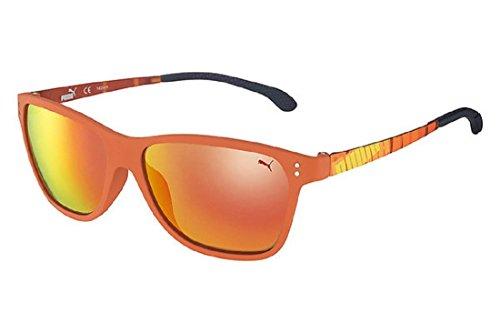 Puma Herren oder Damen Sonnenbrille Trendfarbe 400er UV Schutz eliminate protect und Ultraleicht