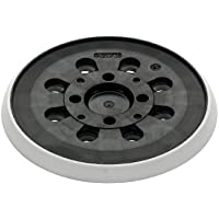 Bosch DIY Schleifteller (für Exzenterschleifer PEX 300/400 AE, Ø 125 mm, mittelhart, mit Klettsystem)