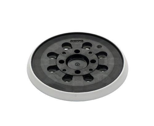 Bosch Schleifteller (Zubehör für Exzenterschleifer PEX 300/400 AE, Ø 125 mm, mittelhart, mit Klettsystem)