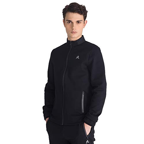 Le Coq Sportif Tech FZ Sweat NA1 M Black L