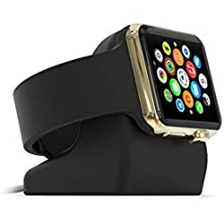 ArktisPRO Sleep For Apple Watch Mount Dock Stand Accessories - Black