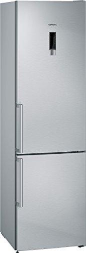 Siemens iQ300 KG39NXI46 Kühl-Gefrier-Kombination/A+++ / Kühlteil: 279 L/Gefrierteil: 87 L/Edelstahl / NoFrost/AirFresh-Filter/SuperFreezing / hyperFresh
