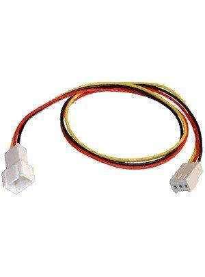 "Preisvergleich Produktbild EKL Kabel Lüfter-Ada 5,25"" 12VDC auf 12VDC Molexkupplu"