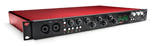 Focusrite Scarlett 18i20 Test