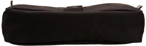 Tommy Hilfiger CAMERON BM56919012, Herren Messengertaschen 22x27x6 cm (B x H x T) Schwarz (BLACK 990)