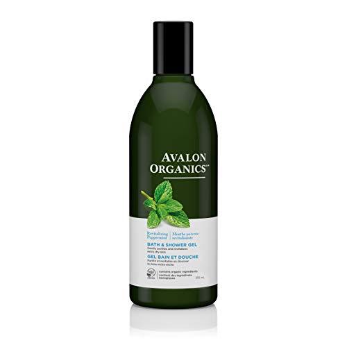 Avalon Organics - Gel Baño Ducha Extracto Menta