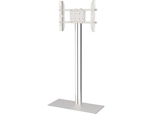 MULTIBRACKETS - TV-Bank mit Standfuß 180 - Höhe 180 cm. grau