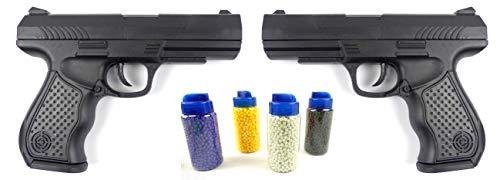 Evil Wear Spielzeug Set 2Stk Kinder Erwachsne Toy 0,2J mit 2000 Kugeln