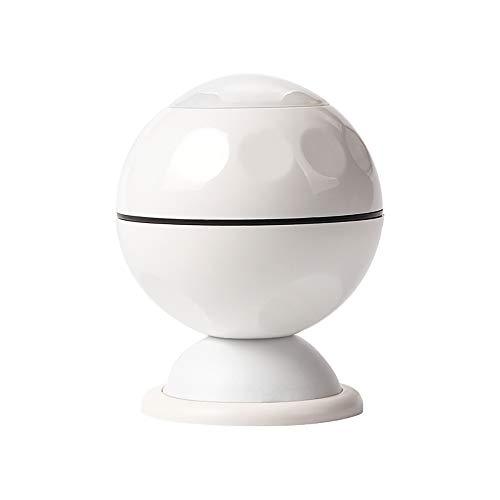 lder, Z Wave PIR Bewegungssensor Smart Detector Home Automation Empfindlichkeit Motion Sensor mit Alarm System Drahtlose Benachrichtigung(3 in 1 Sport/Temperatur/Licht) ()