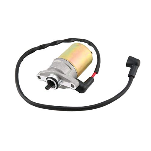 Banbie Motorcycle Engine Electric Starter for Kymco Gy6 50cc-80cc 139qma / B Chinese Scooter Moped ATV Go Karts Dirt Bike Taotao