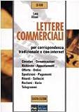 Scarica Libro Lettere commerciali Con CD ROM (PDF,EPUB,MOBI) Online Italiano Gratis