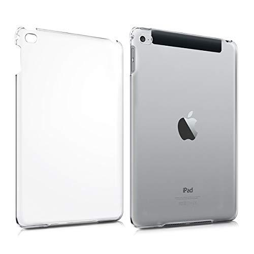 kwmobile Crystal Hülle für Apple iPad Mini 4 Hard Case - dünne durchsichtige transparente Tablet Schutzhülle Cover in Transparent -