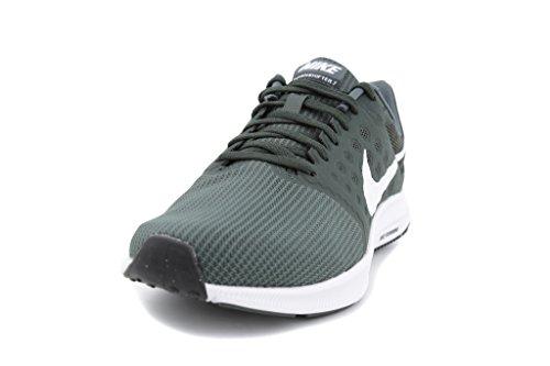 Nike Herren Downshifter 7 Laufschuhe Grün (verde Vintage / Verde Esterno / Nero / Bianco)