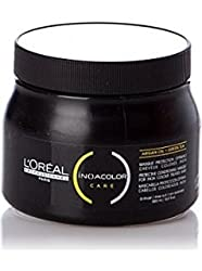 Loreal INOACOLOR Protective Conditioning Mask (Argan oil+Green Tea) 490 gm with Ayur Product in Combo