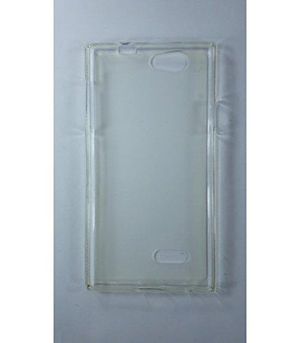 Funda de gel TPU carcasa protectora silicona para ZTE Blade L2 Blanca