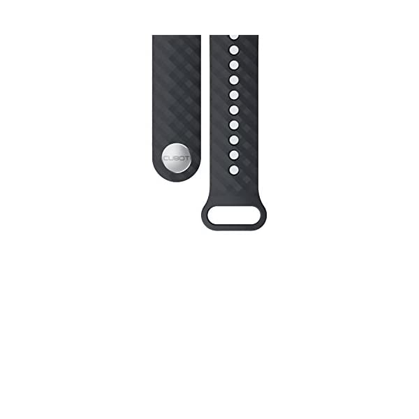 S1 CUBOT Smart tracker pulsera Bluetooth 4.0 impermeable pantalla táctil OLED podómetro rastreador inalámbrico actividad… 7