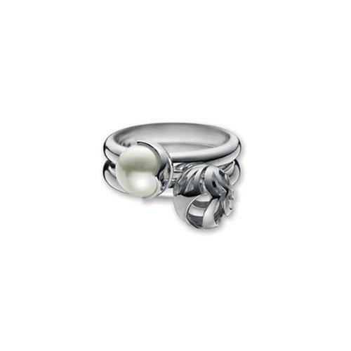 Esprit Damen-Ring Credo Sterling-Silber 925 Gr. 58 (18.5) ESRG-91264.A.18