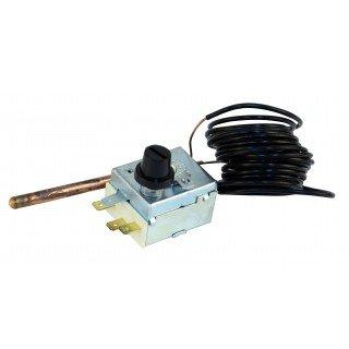 Termostato acqua di sicurezza a bulbo capillare e reset manuale - Tipo RAK 21 - BAXI : S17007121